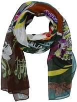 Marina D'Este Oblong scarves - Item 46528898