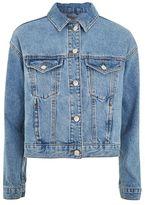 Petite matilda denim jacket