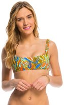 Volcom Faded Flowers Crop Bikini Top 8139721