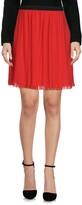 Giamba Knee length skirts - Item 35328254