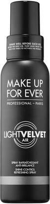 Make Up For Ever Light Velvet Air Shine-Control Refreshing Spray