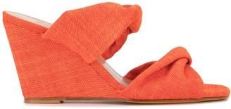 Maryam Nassir Zadeh Carine wedge sandals