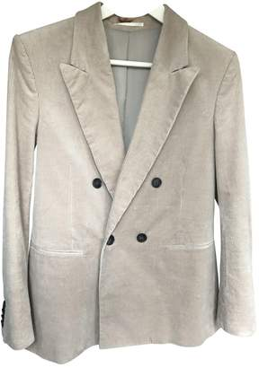 Filippa K Beige Cotton Jacket for Women