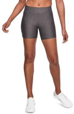Under Armour Women's HeatGear Midi Shorts