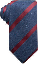 Tasso Elba Men's Stripe Tie, Created for Macy's