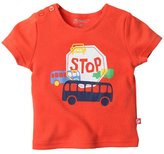 Zutano Short Sleeve Screen Tee - Design - For 6 Month Olds