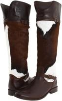 Frye Shirley Riding (Tan) - Footwear