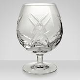 Waterford John Rocha for Cut Lead Crystal Signature Brandy Glasses, Set of 2, Clear