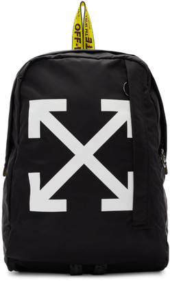 Off-White Black Easy Backpack