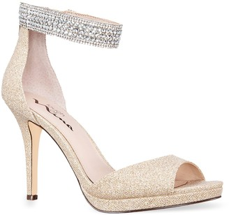 Touch Of Nina Touch of Nina Reana Women's Ankle Strap Heels