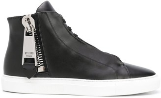 Moschino Chunky High-Top Sneakers