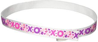 XOXO Myself Belts Easy One Handed Belt Toddler/Little Kids/Big Kids)