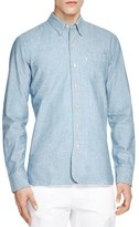 Levi's Sunset Selvedge Denim Slim Fit Button-Down Shirt