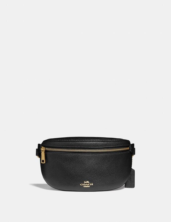 b8b431d9a Coach Black Crossbody Bag - ShopStyle