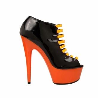 The Highest Heel Women's Glow-121 Platform Sandal