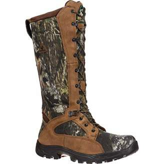 Rocky Men's Waterproof Snakeproof Hunting Boot Knee High
