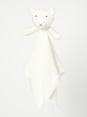 Zestt Organics Organic Cotton Bear Lovey