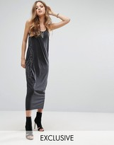 G Star G-Star Be Raw Jersey Tank Dress
