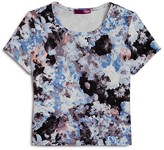 Aqua Girls' Floral Top, Big Kid - 100% Exclusive
