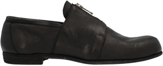 Guidi PM01 Zipped Loafers