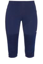 adidas by Stella McCartney Zebra-mesh performance leggings