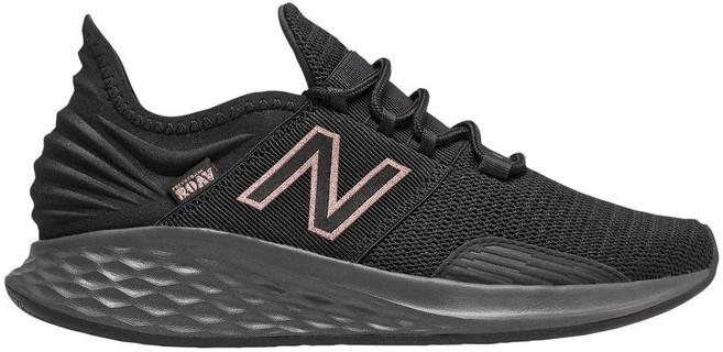New Balance WROAV LK Black/Rose Gold Sneaker