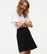 LOFT Bi-Stretch Sailor Skirt