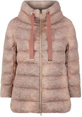 Herno Mohair Down Jacket