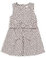 Kate Spade Little Girl's Jillian Sleeveless A-Line Dress