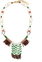 Rada' Radà fringed elongated necklace