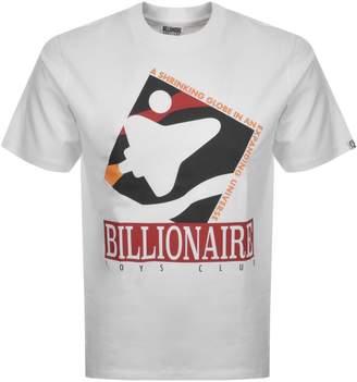 Billionaire Boys Club Logo T Shirt White
