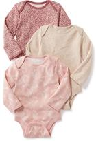 Old Navy Bodysuit 3-Pack for Baby