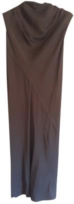 Rick Owens Brown Dress for Women