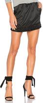 No.21 No. 21 Mini Skirt in Black