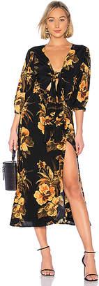 Faithfull The Brand Oliviera Dress
