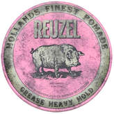 Smallflower Pink 'Grease' Pomade - Strong Hold by Reuzel (4oz Pomade)