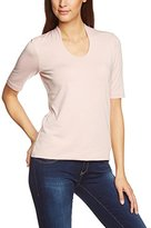 Gerry Weber Women's Turtleneck Short Sleeve T-Shirt - -