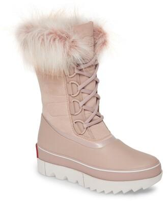 Sorel Joan of Arctic Next Faux Fur Waterproof Snow Boot