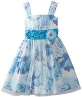 Amy Byer Girls 7-16 Flower Party Dress