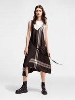 DKNY Pure Plaid Twill Dress