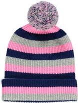 Simple Stella Pompom Hat
