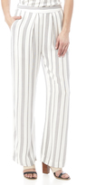 Gentle Fawn Stripe Relaxed Trouser