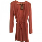 Reformation Pink Cotton Dress for Women