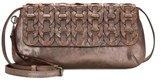 Patricia Nash Chain Link Collection Baku Metallic Convertible Cross-Body Bag