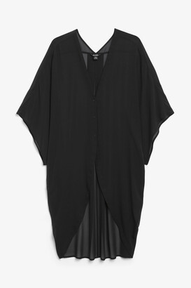 Monki Floaty beach dress