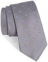 Nordstrom Dazzle Neat Silk Tie
