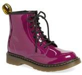 Dr. Martens Toddler Girl's 'Delaney' Boot