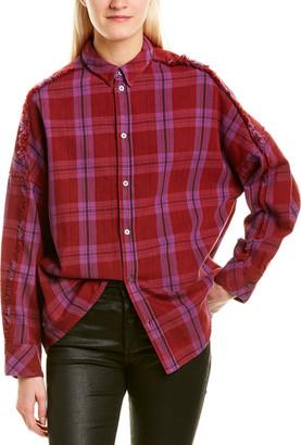IRO Bashful Plaid Shirt
