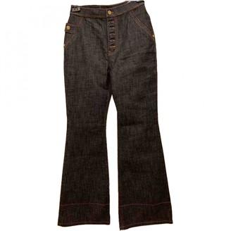 Ellery Navy Denim - Jeans Trousers for Women