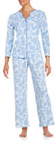 Karen Neuburger Knit Pajama Set